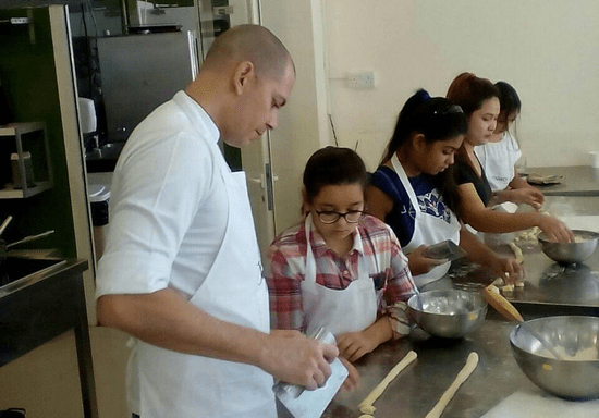 Handmade Pasta: Cooking Class for Kids - Ages: 7-13