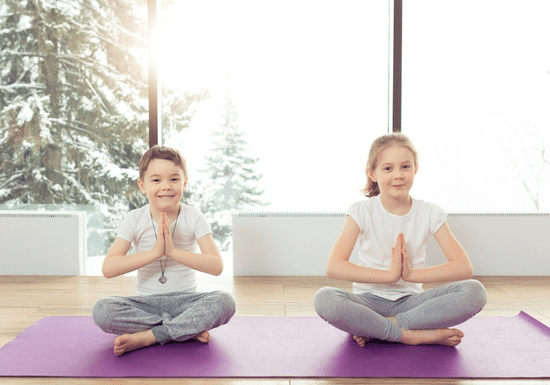 Yoga Classes for Kids - Ages: 8-14