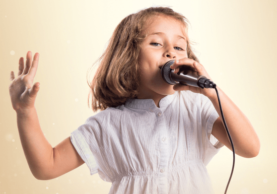 Private Vocal Classes with Roxana for Kids - Ages: 6-16