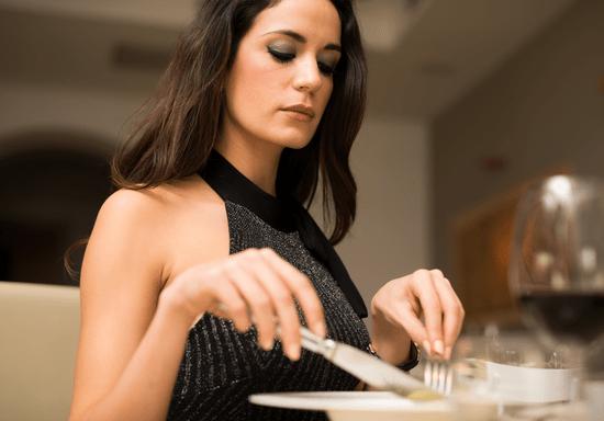 Online Class: Dining Etiquette & Appearance Management