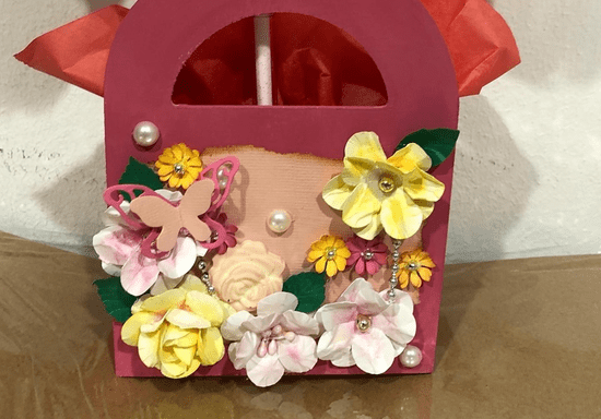 DIY Decorate Your Own Pen Holder