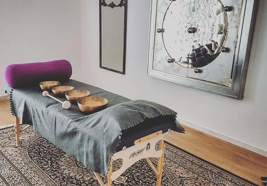 Sound Massage Session