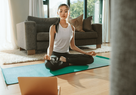 Online Class: Yoga - Ages: 6+