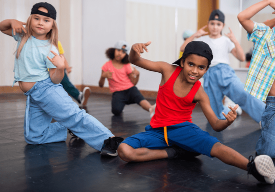 Online Class: Bollywood Hip-Hop Dancing for Kids - Ages 5-15