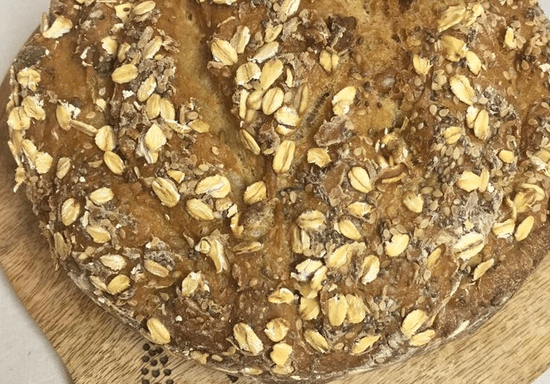 Making Healthy Bread with Nidhi Mital