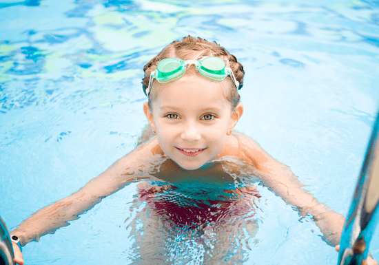 Group Swimming Classes for Toddlers - Ages: 3-5