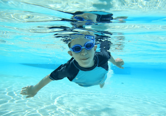At-Home Swimming Lessons (4+)