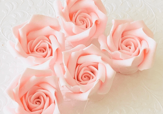 Gum Paste Flower Making