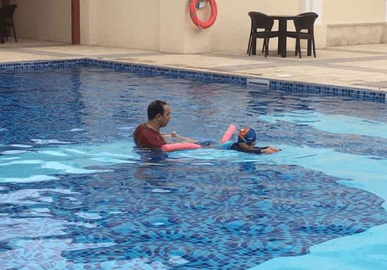 Private Swimming Class for Children with Special Needs - Ages: 2-15