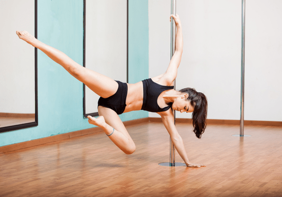 Private Pole Fitness Workout