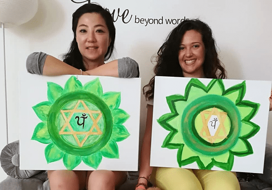 Chakra Art Consciousness Workshop
