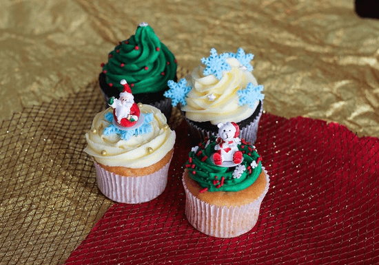 Russian Piping Tips & Cupcake Decorations