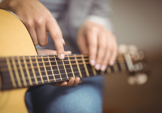 Guitar At-Home Lessons for Beginners