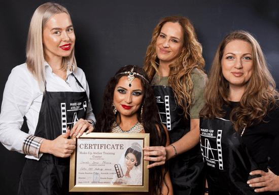Salon Pro Make-Up Course
