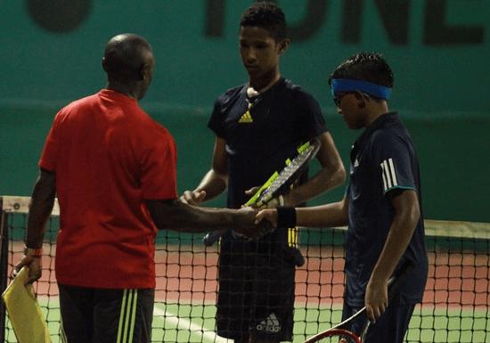 Group Tennis Coaching (4+)