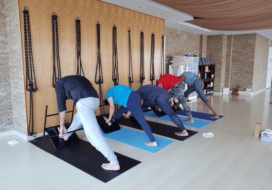 Private Iyengar, Hatha & Vinyasa Yoga Sessions with Kavita Pillay (Jumeirah)
