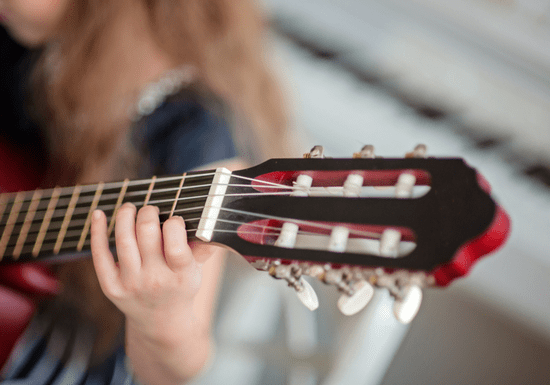 Learn Guitar With Maby for Kids - Age: 6-17