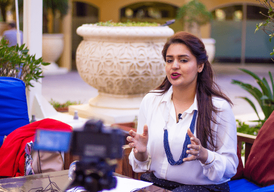 Presentation Skills with Celebrity Coach Avneet