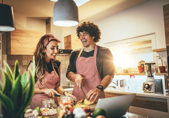 Cooking for Couples with Samim