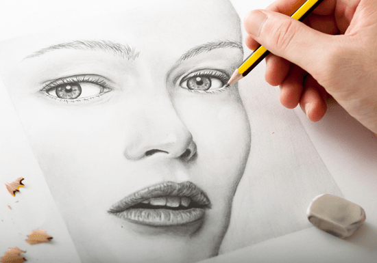Freehand Drawing, Figure Drawing & Portraits for Beginners