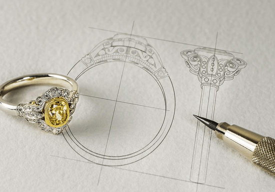 Become a Jewelry Designer: Jewelry Illustration & Design Course