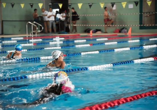 Group Swimming Lessons for Kids - Ages: 3-14 (Oud Metha)