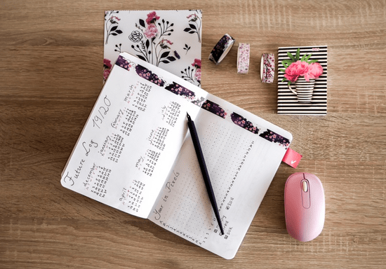 Learn to Bullet Journal for Kids - Ages: 7-11
