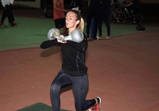 Personal Training with Female Instuctor
