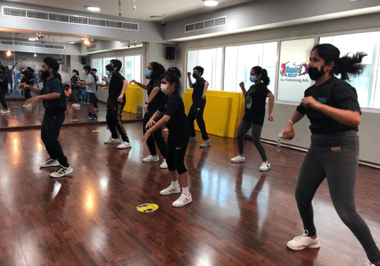 Bollywood Dance for Teenagers - Ages: 13-17