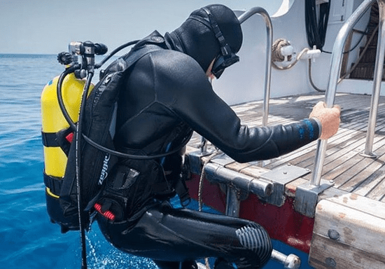 Advanced Open Water PADI Scuba Diving Course (All Inclusive)