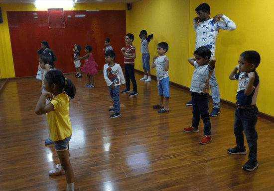 Bollywood Dance for Kids - Ages: 5-9