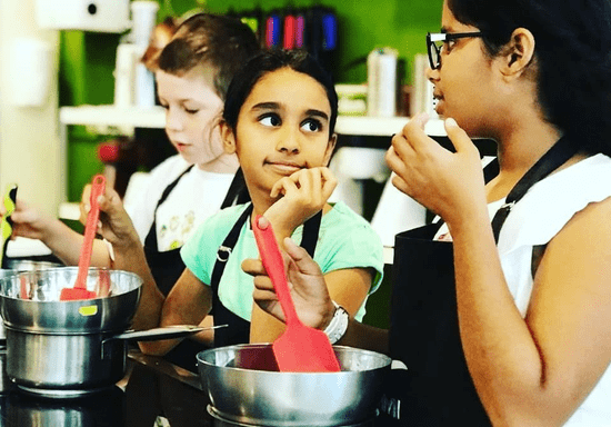Making Chocolate Desserts for Kids - Ages: 7-13