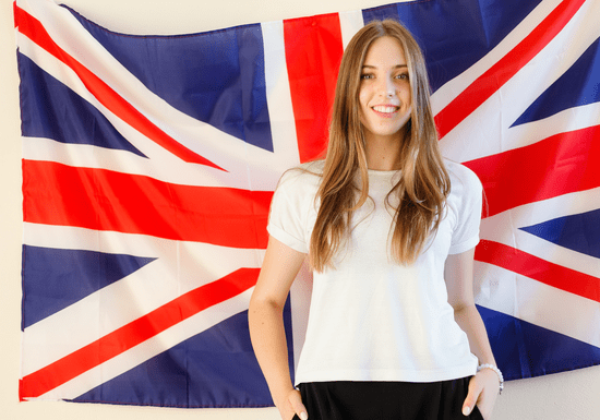 English Private Course with Native Tutor