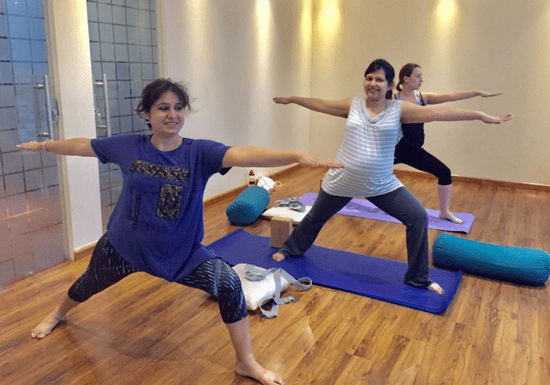 Private Prenatal or Postnatal Yoga Lessons