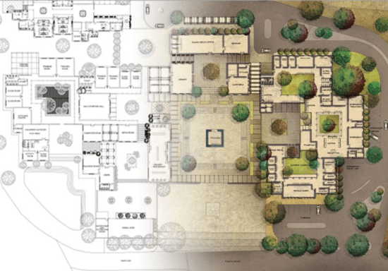 Rendering with Photoshop for Architects
