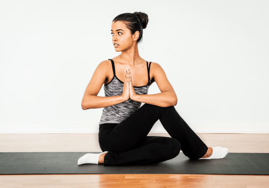 Online Class: Group Yoga for Beginners with Megha