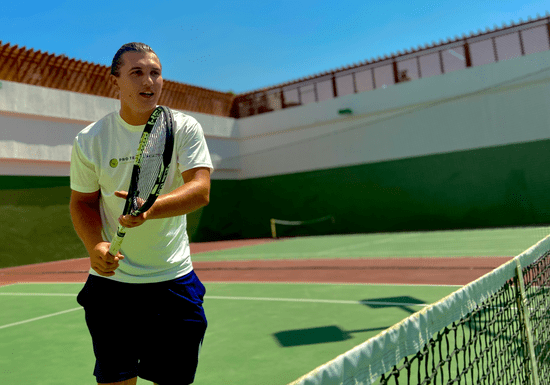 Private Tennis Coaching (Arabian Ranches)
