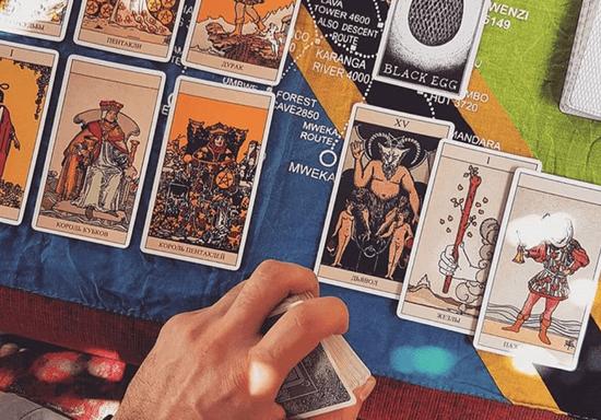 Tarot Reading Experience