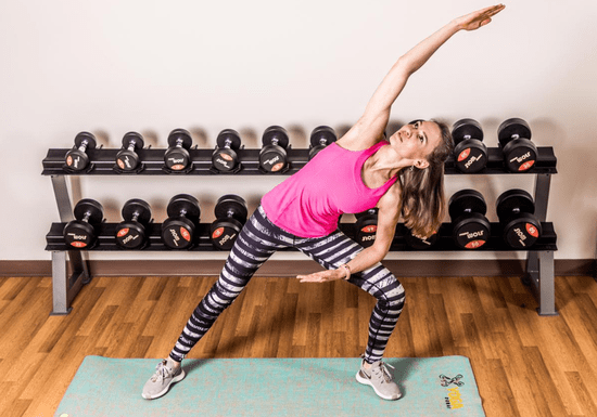 Private Stretching & Flexibility Class with Maria (Ladies Only)