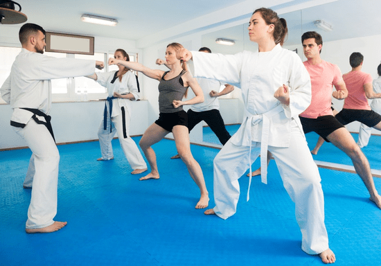 Karate Class for Adults