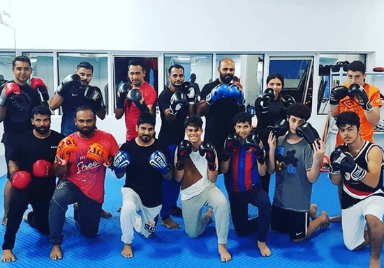 Kickboxing Classes - Ages: 17+