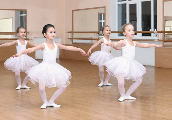 Kids Ballet- Ages: 4-6