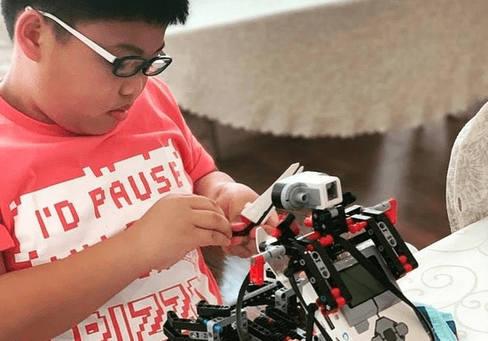 Lego® Robotics for Kids - Ages: 4-16