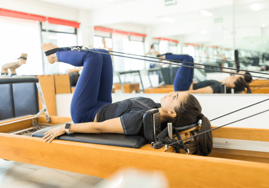 Reformer Pilates Class for Core Strength