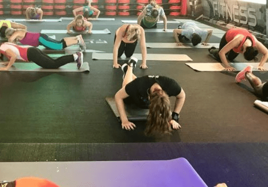 Circuit Fitness Bootcamp