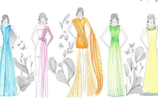 Online Class: Fashion Design & Illustration for Beginners