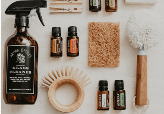 Essential Oils & Green Cleaning