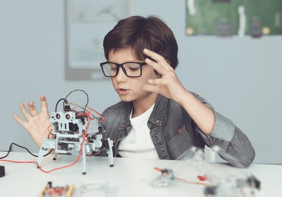 Robotics: Raspberry Pi for Kids - Ages: 9-15