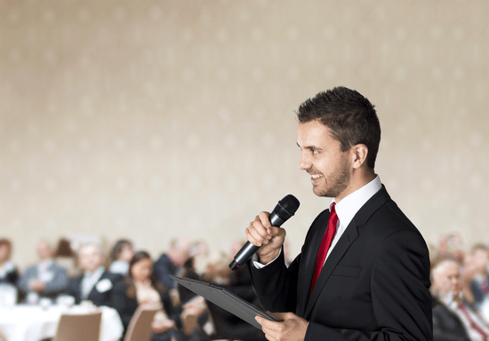 Public Speaking for VIP's with a Celebrity Coach