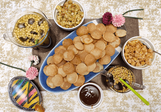 Online Class: Snacks, Indian Chaat, Rajasthani Platter & More